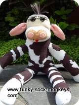 sock cow