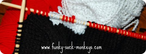 halloween witch hats knitting needles