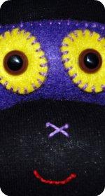 sock monkey craft animal