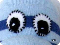 sockmonkey face